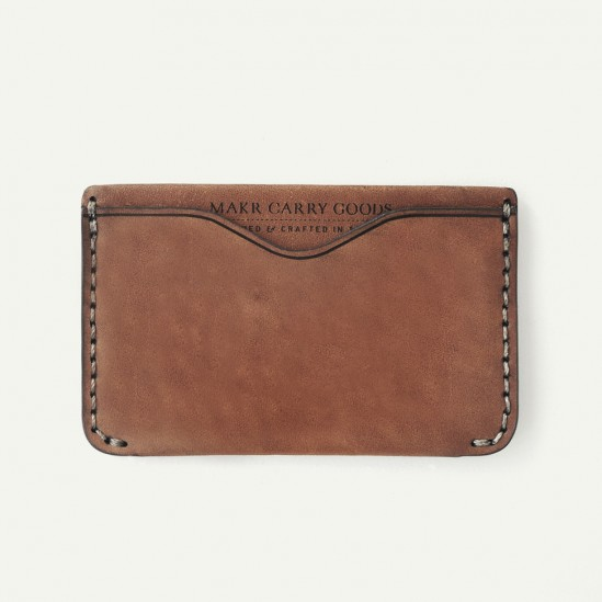 Horizon Two Wallet - MAKR Carry Goods
