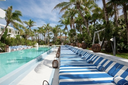 Soho Beach House Pool