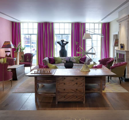 The Soho Drawing Room