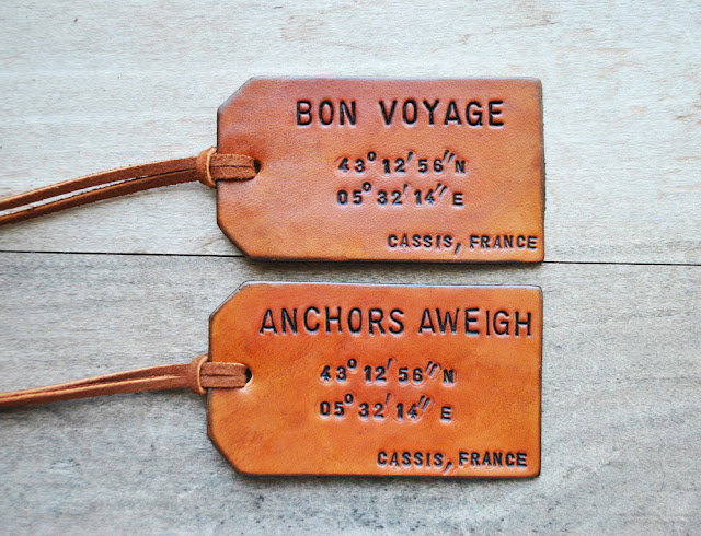 Customised Luggage Tags
