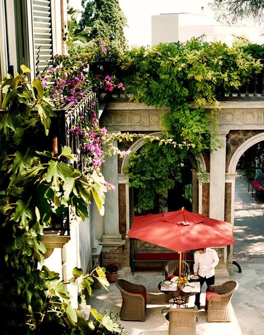 Restaurant Palazzo Margherita