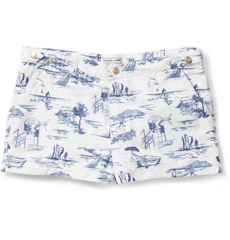 Robinson Les Bains Swimwear