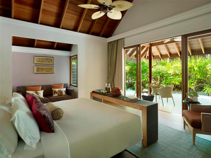 Beach Villa Interior Dusit Thani