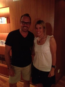 Brent & Sue Taylor - Marine Assistant at Huvafen Fushi