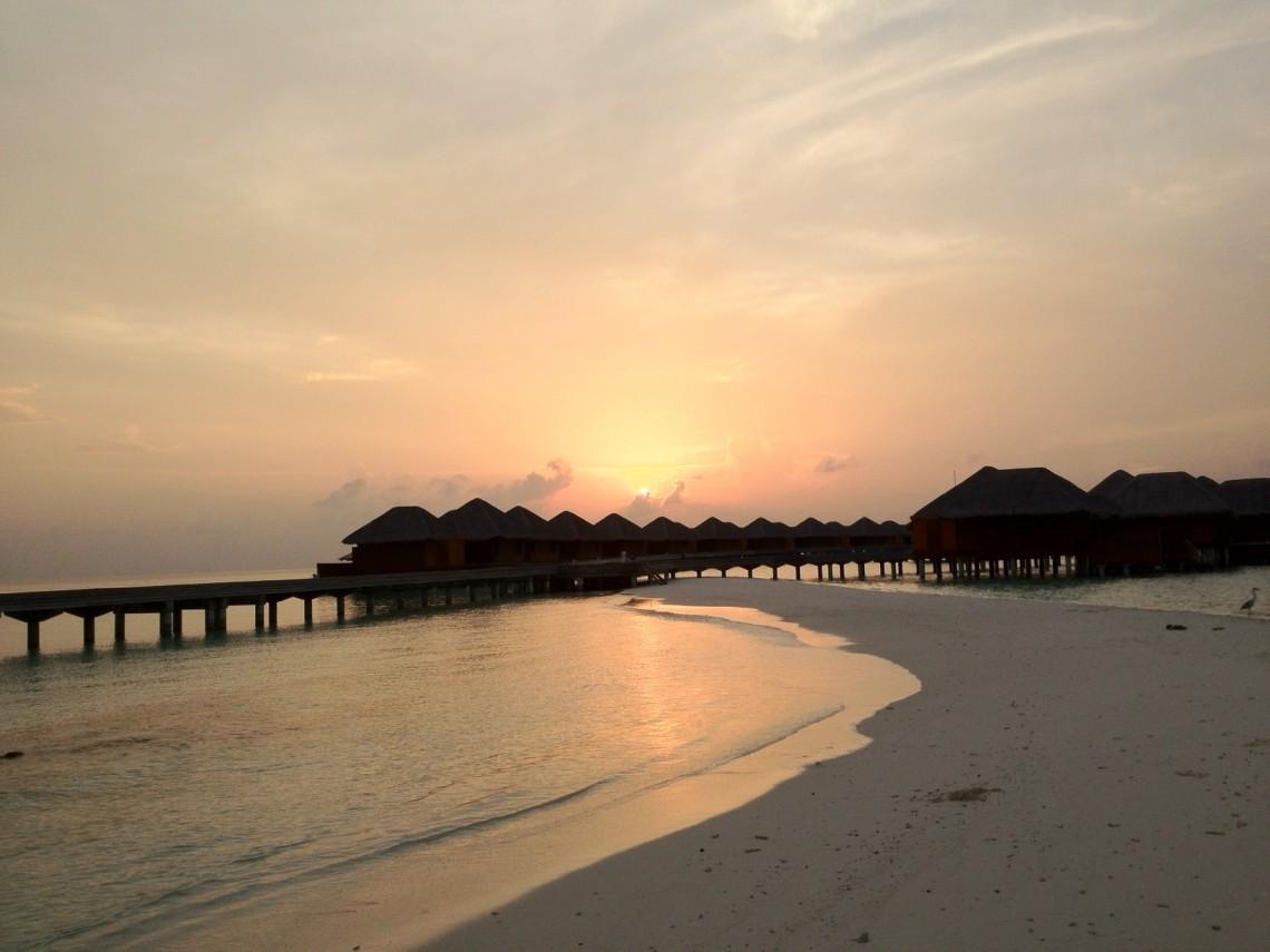 Sunset Huvafen Fushi