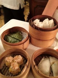 Dim Sum - Luk Yu Teahouse