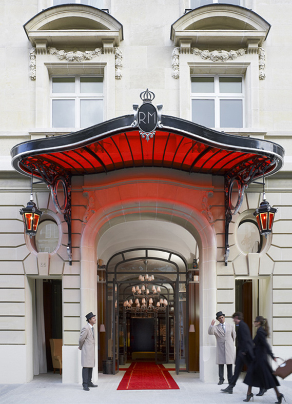 Le Royal Monceau Paris