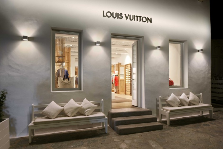 Louis Vuitton Mykonos Pop Up
