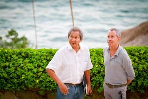 Mr Adrian Zecha & Mr Ed Tuttle