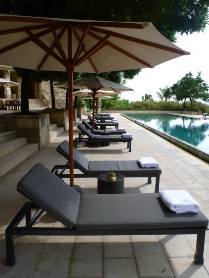 Poolside - Amanjiwo