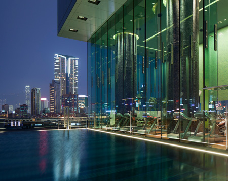 Hotel ICON Rooftop pool