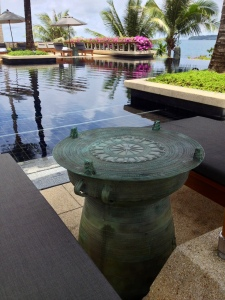 Rain Drums - Poolside Andara