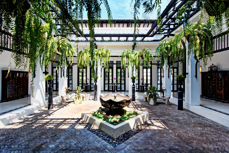 Lobby - The Siam