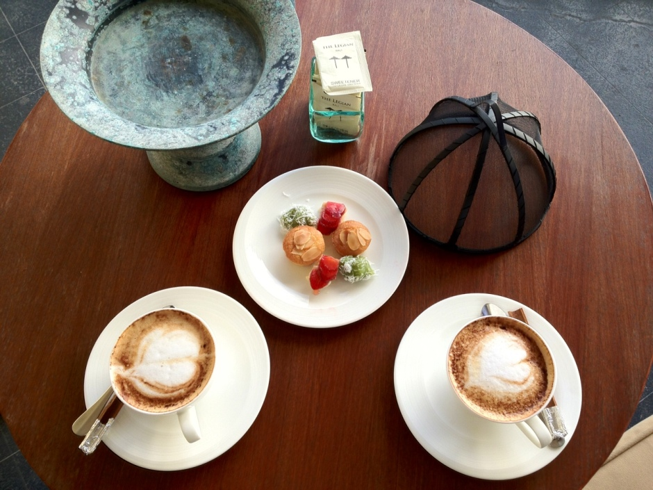 Afternoon Tea at The Legian