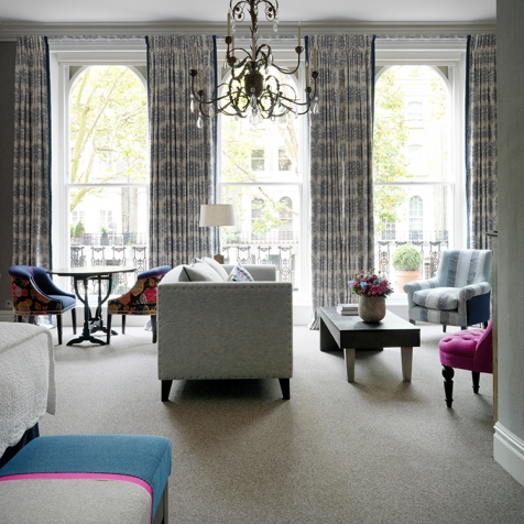 The Knightsbridge Suite