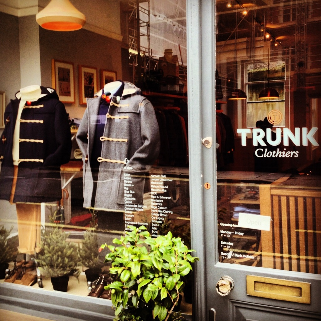 TRUNK Clothiers