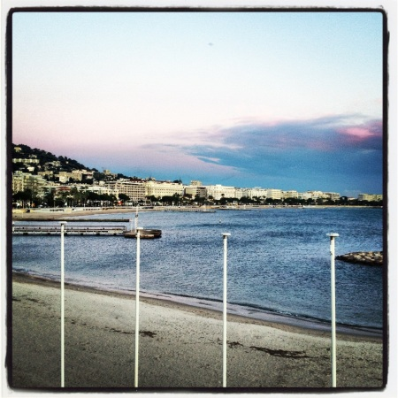ILTM on location in Cannes