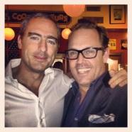 Brent & Francesco from Aqua Expeditions