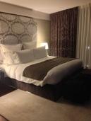 Bedroom of my Knightsbridge Suite