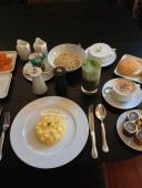 Breakfast feast - Bulgari Hotel London