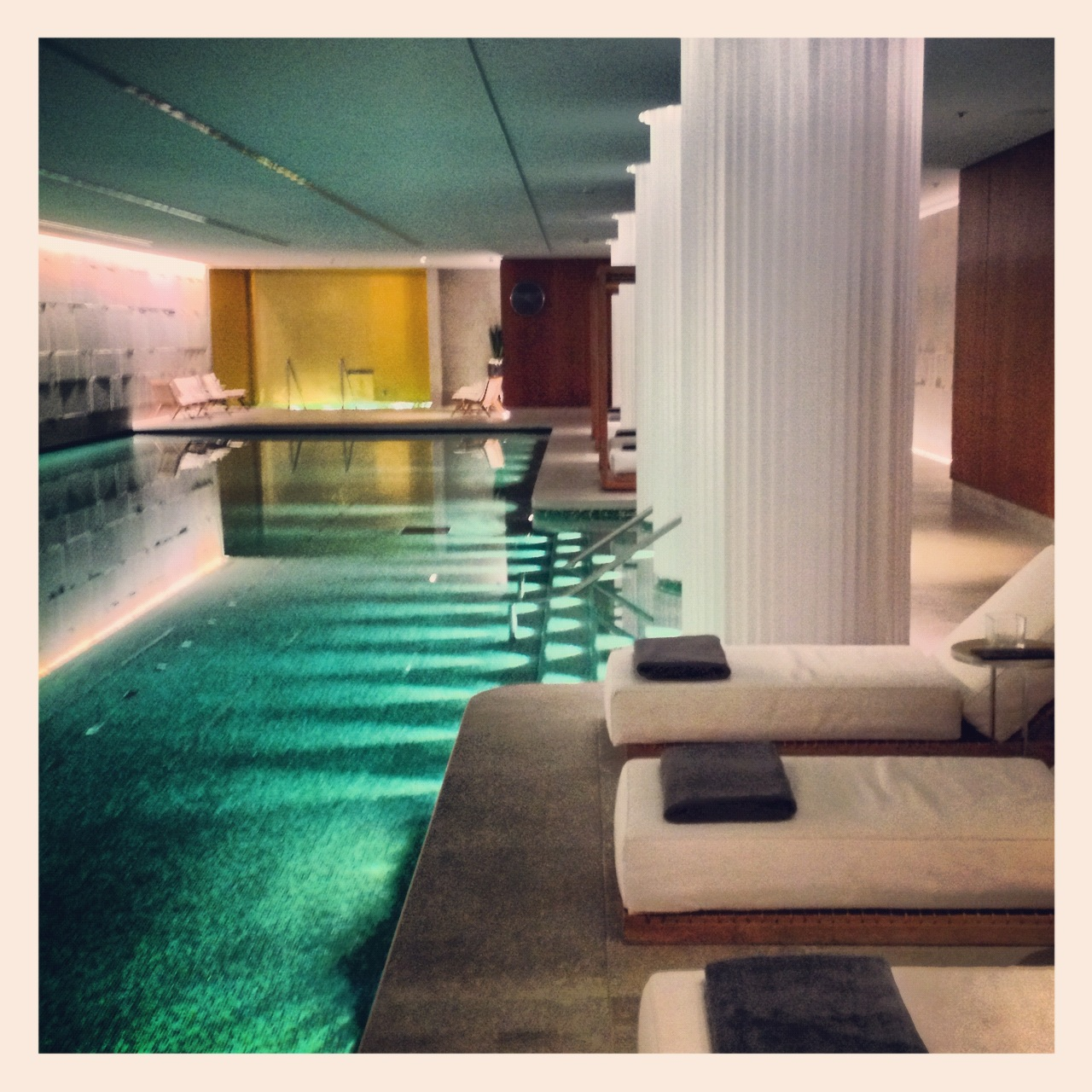 462d7870ff0 Pool at Bulgari Hotel London – WHERE S BRENT BEEN