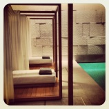 Pool at Bulgari Hotel London