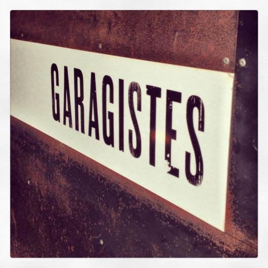 Garagistes