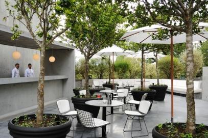 HOTEL HABITA MTY - Patio