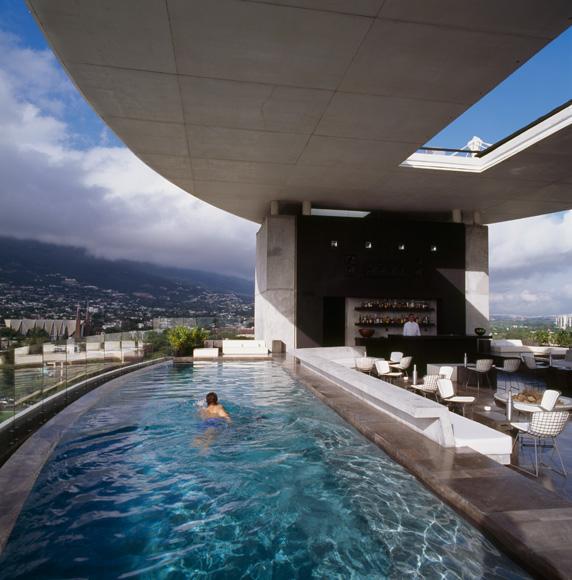 HOTEL HABITA MTY - Pool