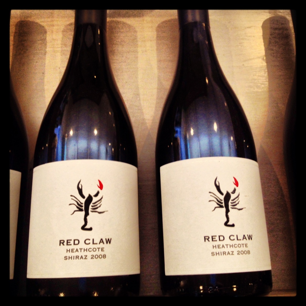 Red Claw range from Yabby Lake Vineyard