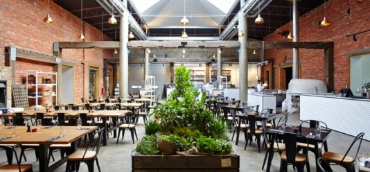 The Shed, Red Hill Epicurean