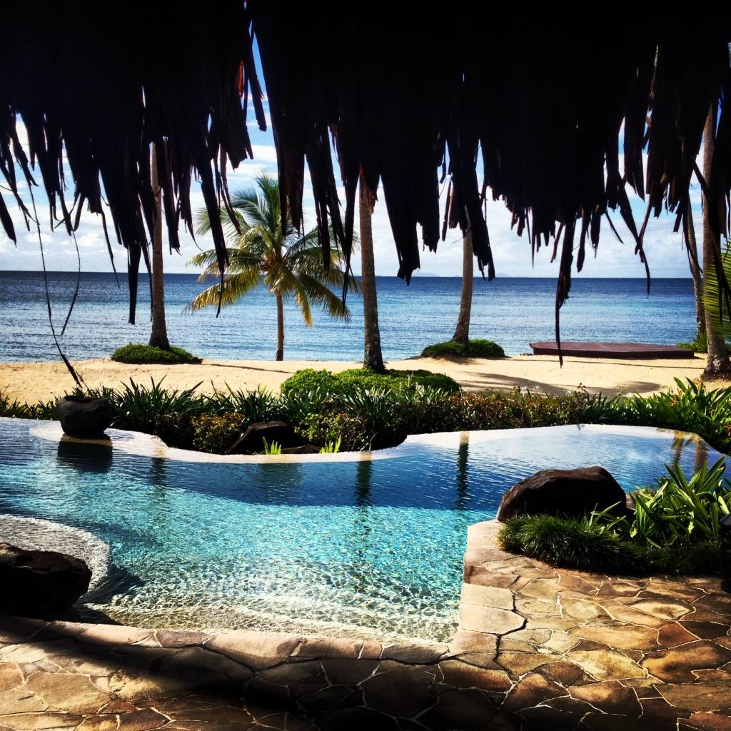 Villa Pool - Laucala Island