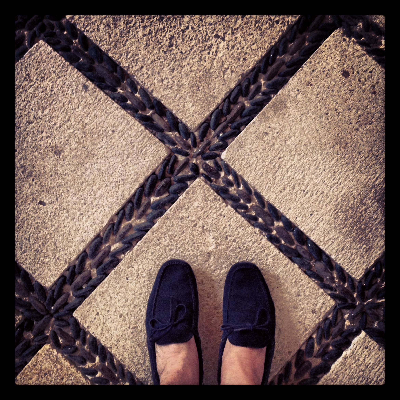 On the Tiles! Casa Lecanda, Merida