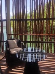 Terrace detail in my Villa