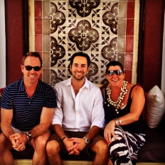 Brent, Stefano & Nettie