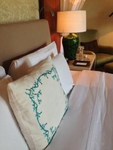 Dreamy beds at Viceroy Riviera Maya