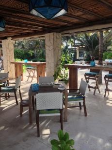 Beachfront Restaurant Viceroy Riviera Maya