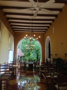 Restaurant at Hacienda San Jose