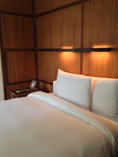 Balcony Room bed - Condesa df