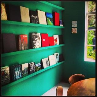 Library Condesa df