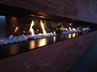 Fireside at Saffire!