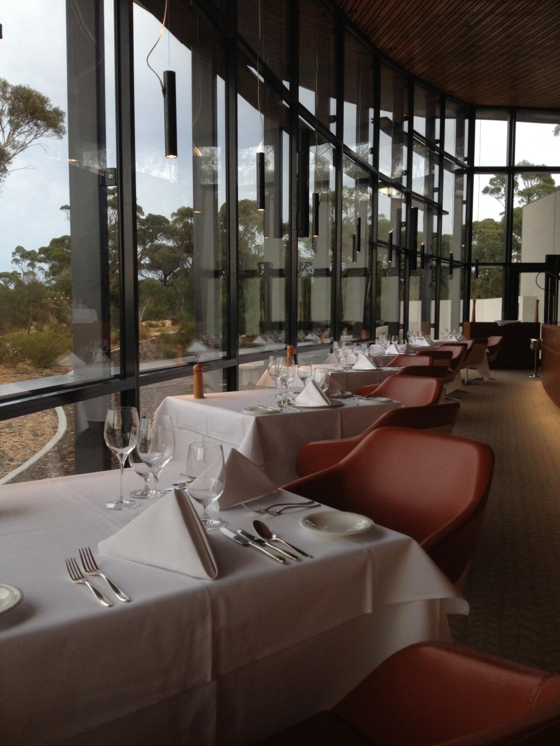 Palate Restaurant Saffire