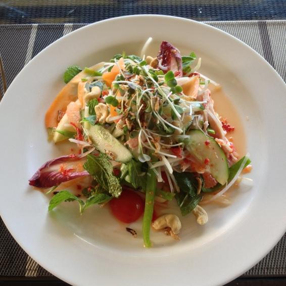 Spa cuisine Gaia style!