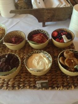 All organic breakfast treats
