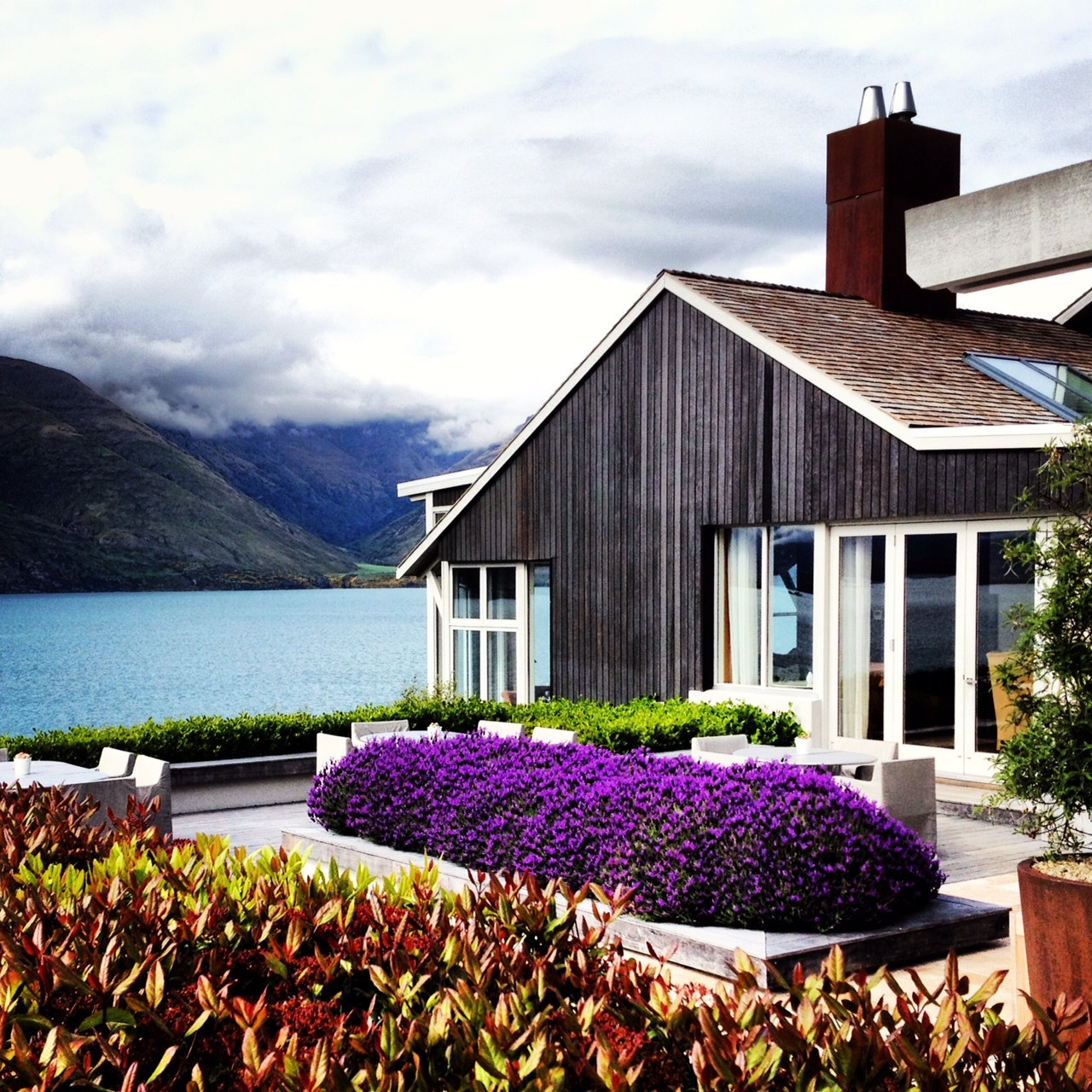 One of my favourite stays of 2013, Matakauri Lodge in Queenstown