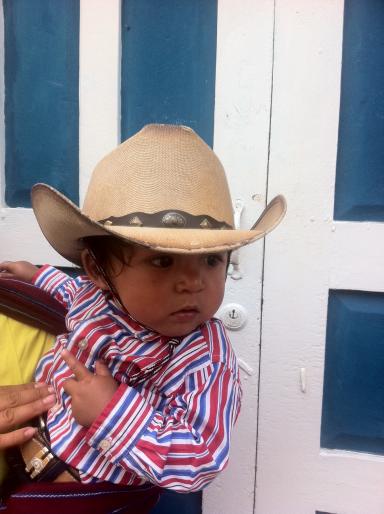 Cute Kid San Miguel de Allende