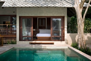 2 Bedroom Beachfront Pool Villa at Kamalaya