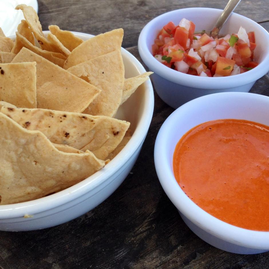 Lunch Papaya Playa Project