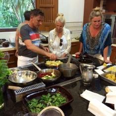 Cooking Class Tekik de Regil