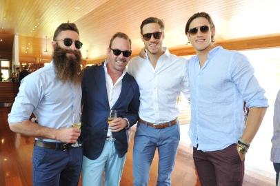 Jimmy Niggles,Brent Wallace Jordan Stenmark & Zac Stenmark